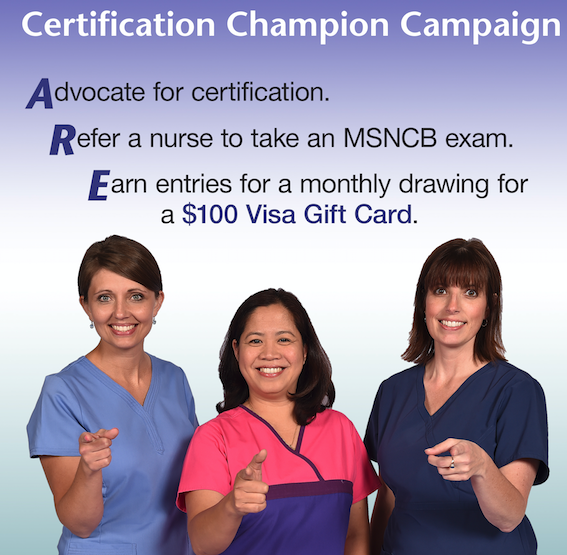 Rewards for You! Become a Certification Champion